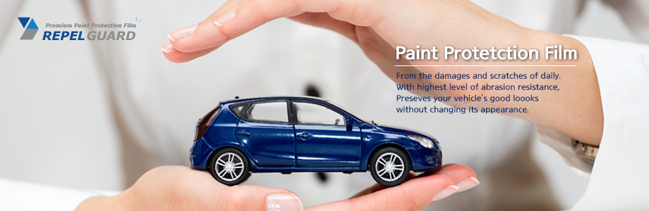 REPELGUARD Paint Protect Film